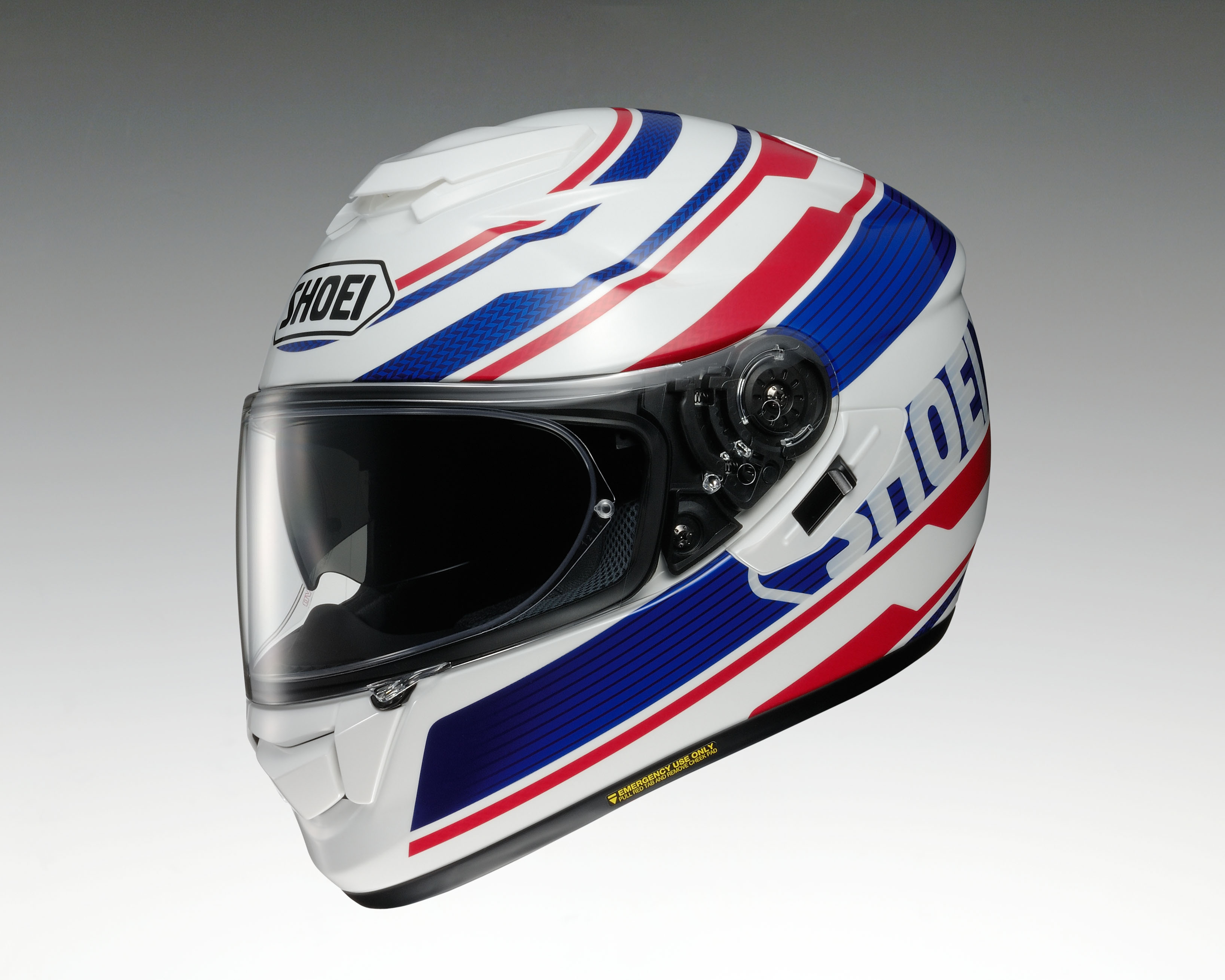 Casco Helmet Integrale Shoei GT-Air PRIMAL TC-2 moto scooter