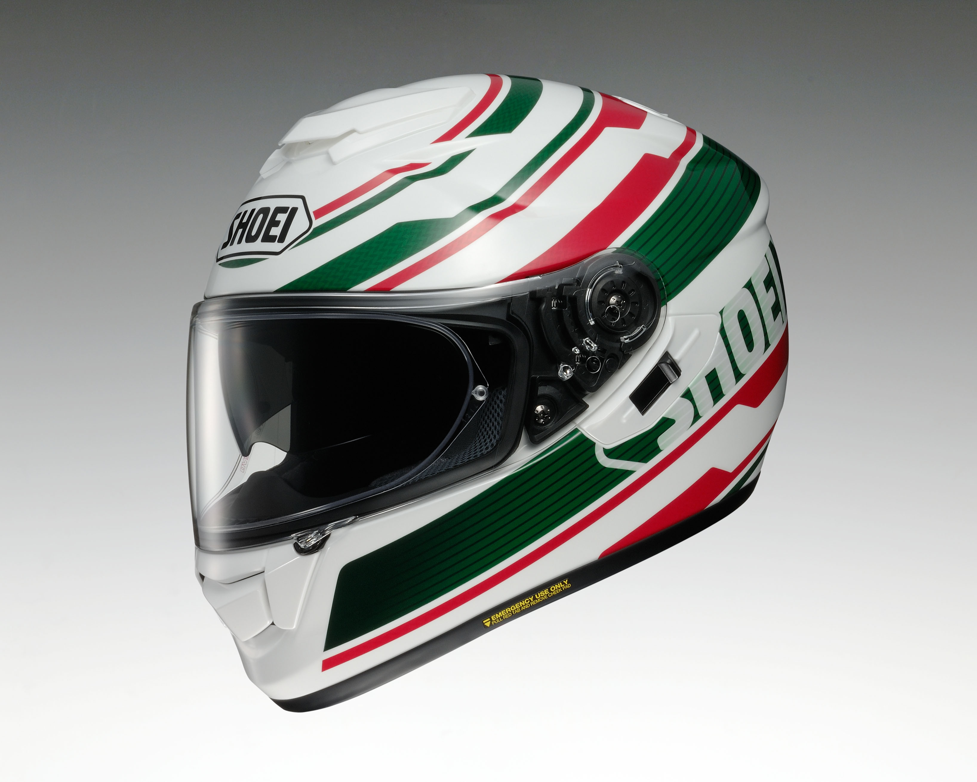 Casco Helmet Integrale Shoei GT-Air PRIMAL TC-4 moto scooter