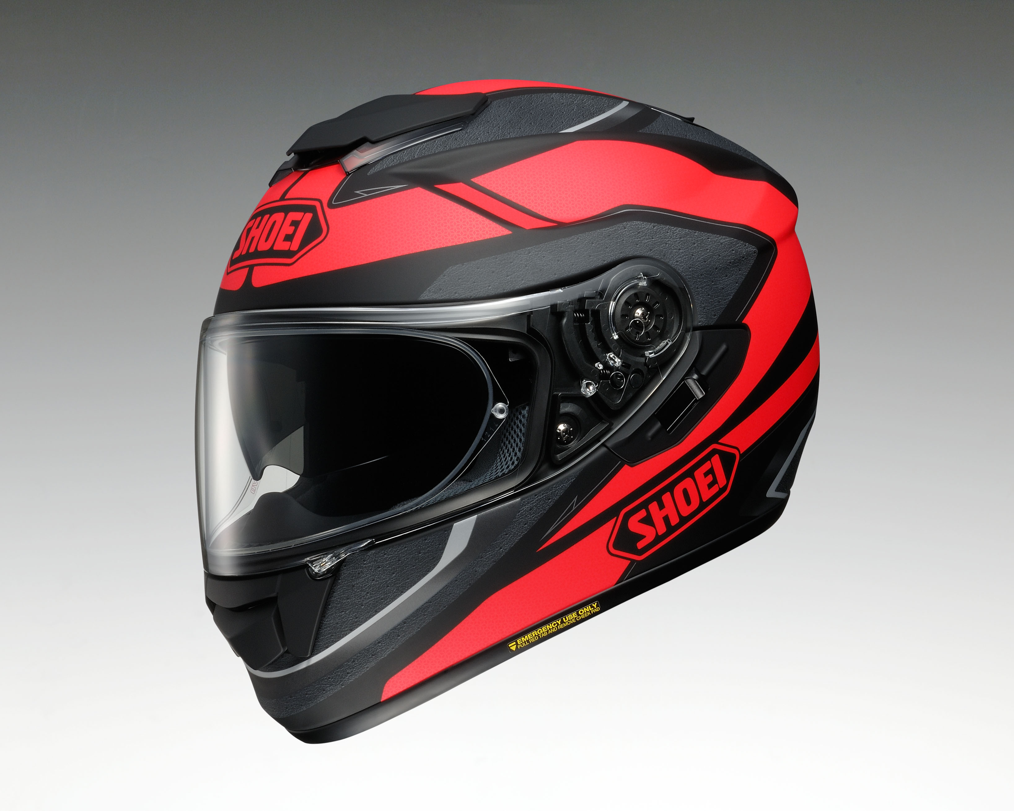 Casco Helmet Integrale Shoei GT-Air SWAYER TC-1 moto scooter