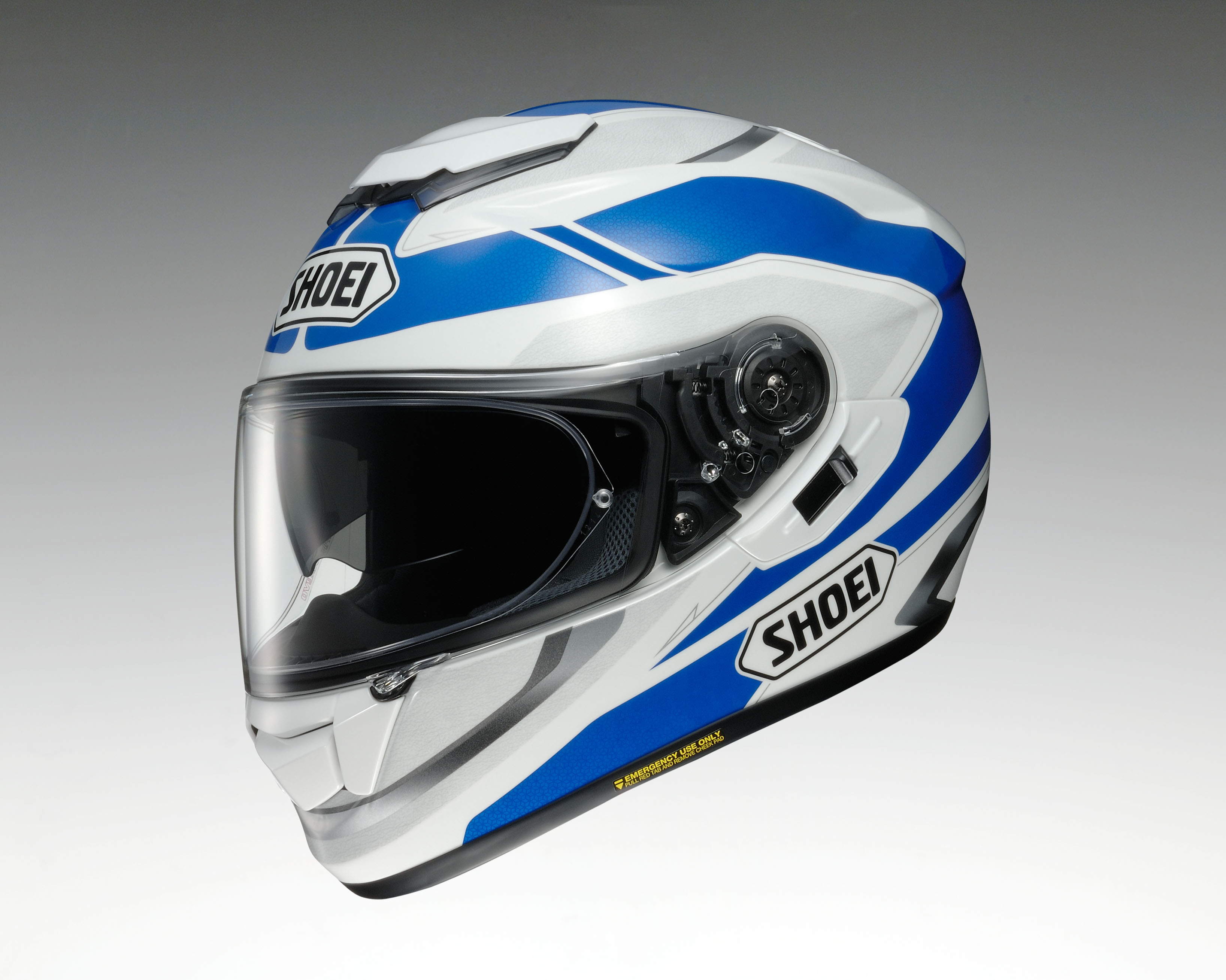 Casco Helmet Integrale Shoei GT-Air SWAYER TC-2 moto scooter