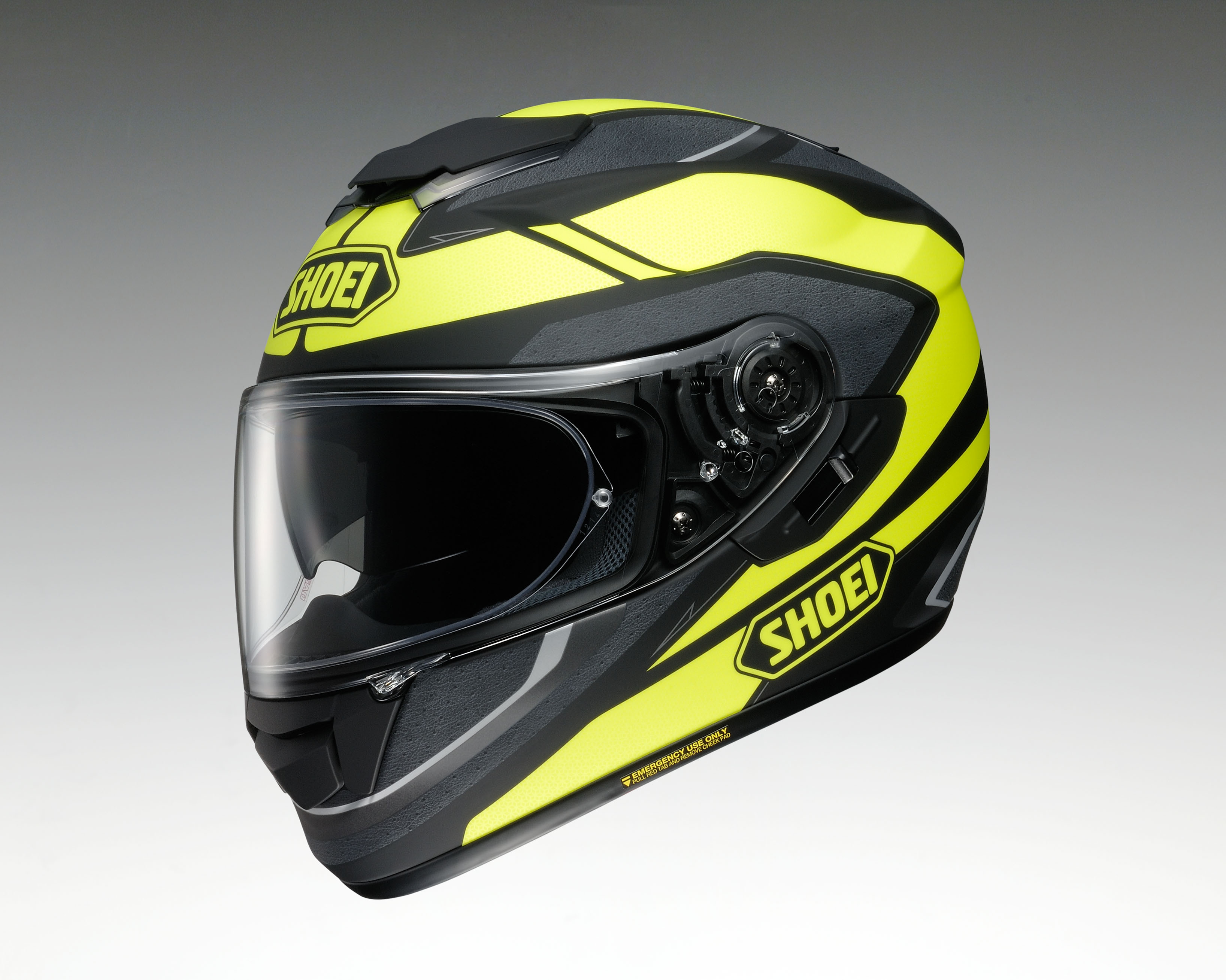 Casco Helmet Integrale Shoei GT-Air SWAYER TC-3 moto scooter