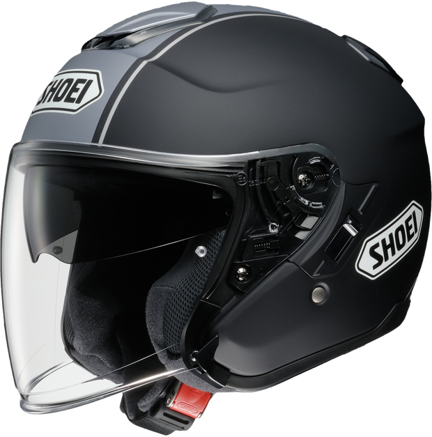 Casco Helmet Jet Shoei J-Cruise CORSO TC-10 moto scooter