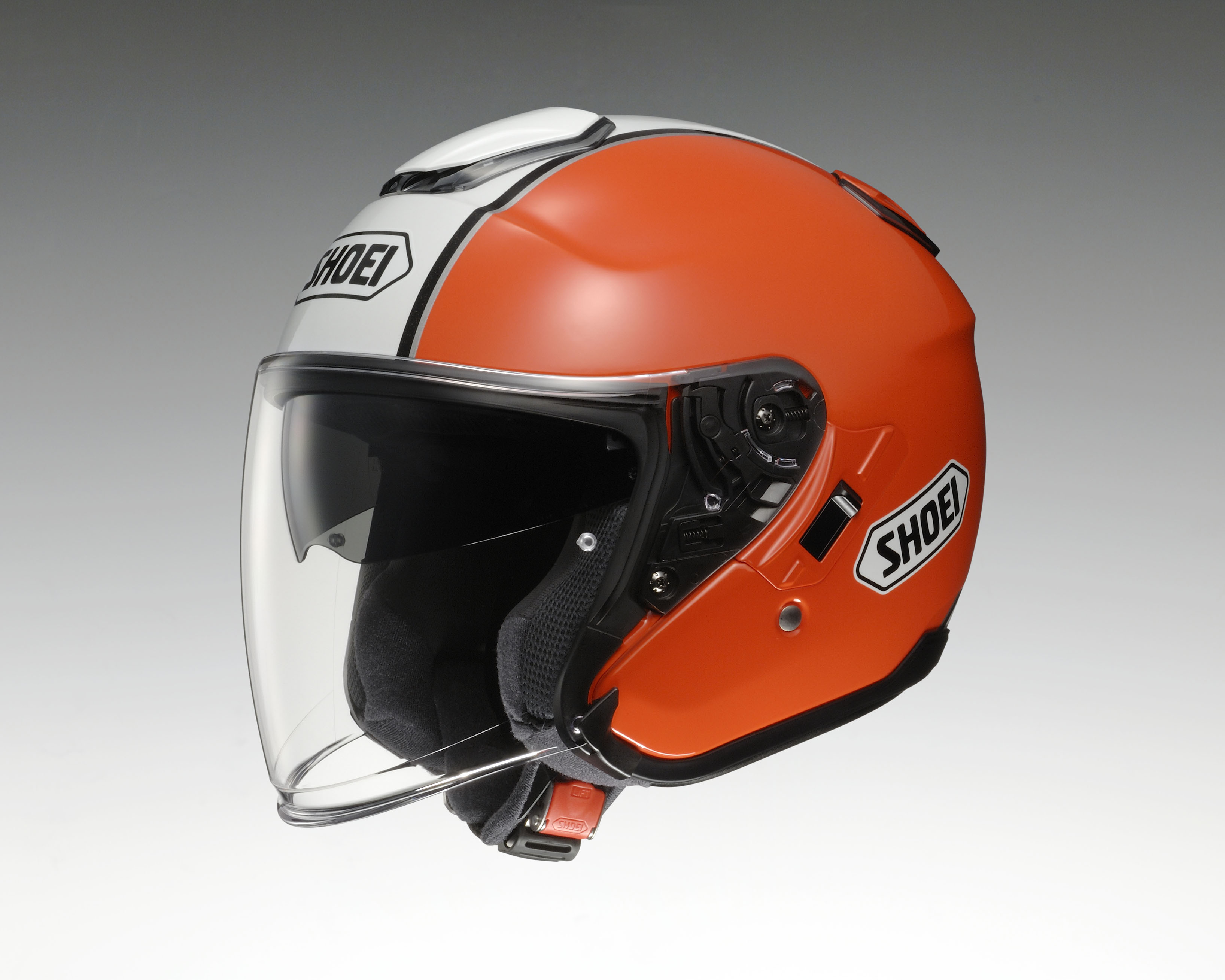 Casco Helmet Jet Shoei J-Cruise CORSO TC-8 moto scooter