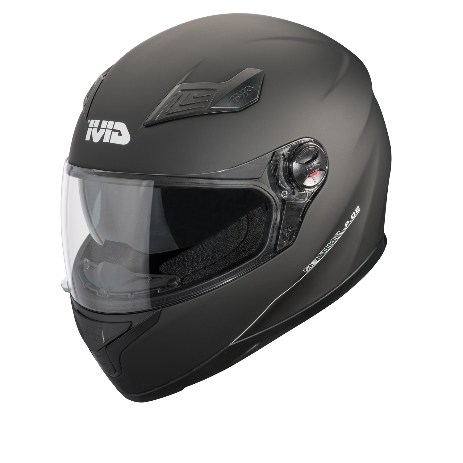 Casco Helmet Casque GIVI Full Face Integrale 50.4 Sniper Nero Opaco