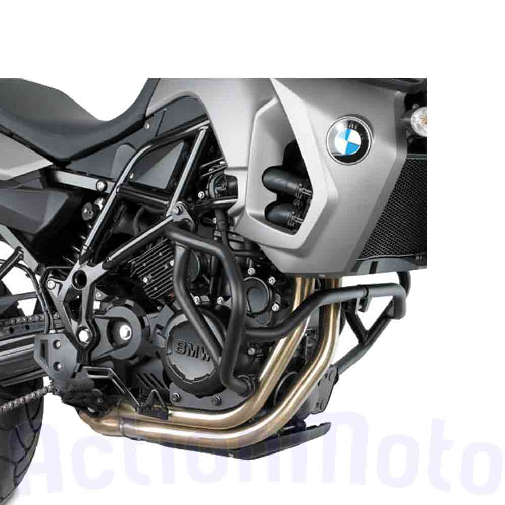 Paramotore tubolare specifico Kappa KN690 BMW F 650 GS / F 800 GS 08 > 17