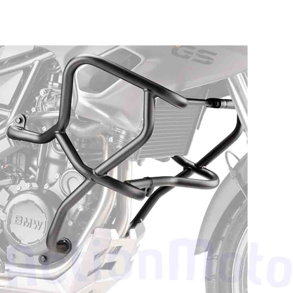 Paramotore tubolare specifico nero Givi TN5103 BMW F 700 GS  13>17