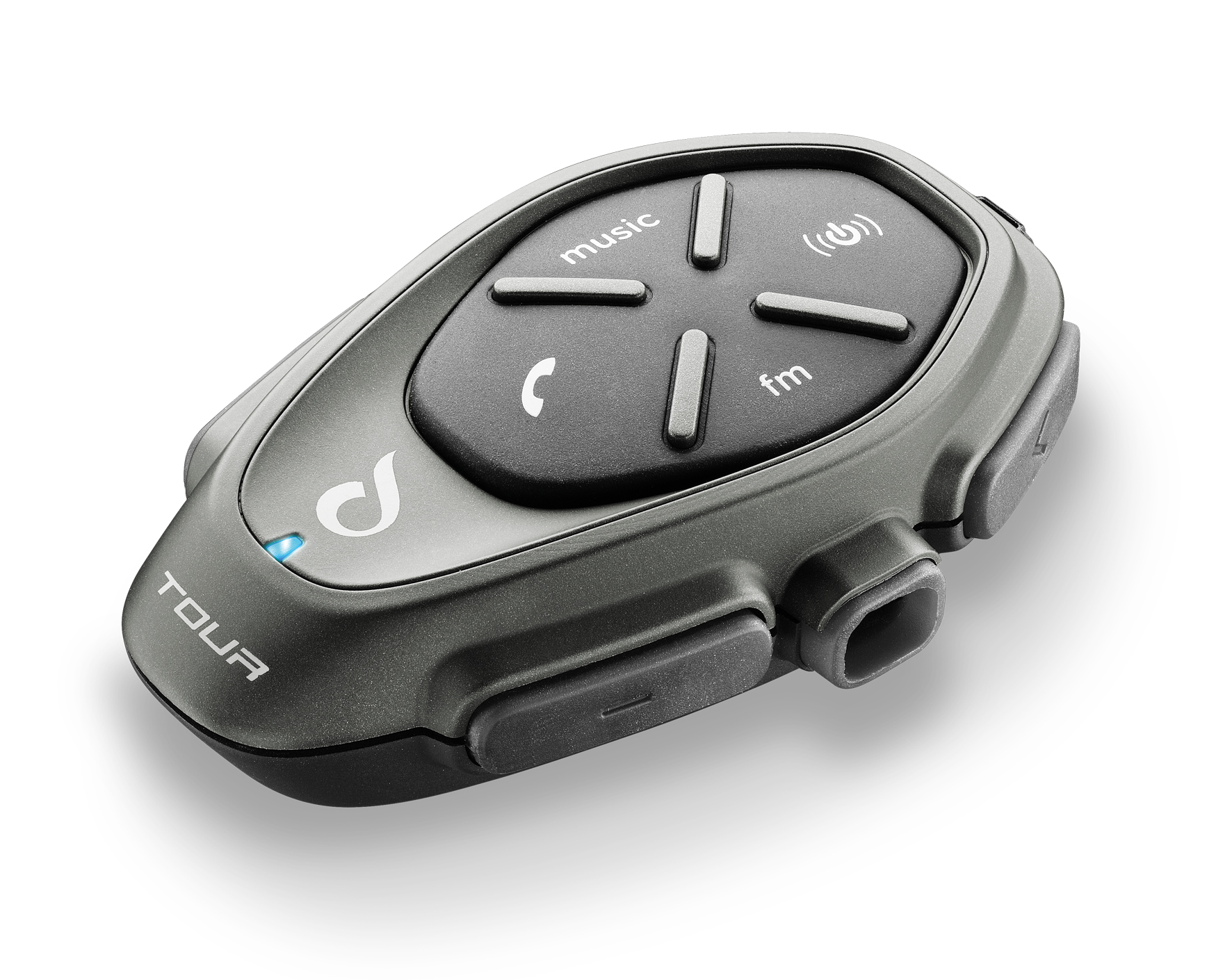 Interphone Interfono Cellular Line Tour Singolo Bluetooth 3.0 Casco moto scooter