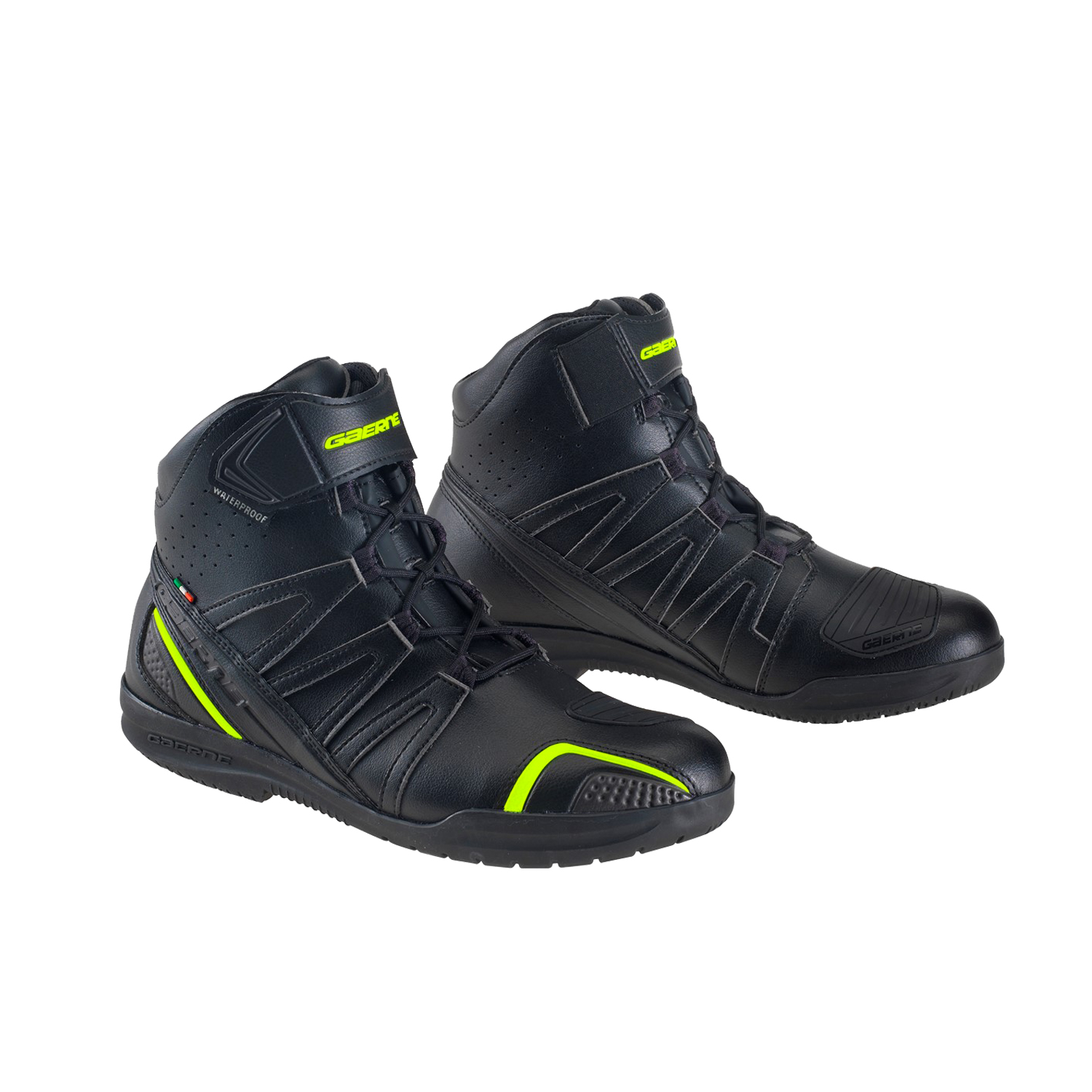 Scarpe shoes Gaerne G.ASPHALT RACING Waterproof strada touring citta' moto