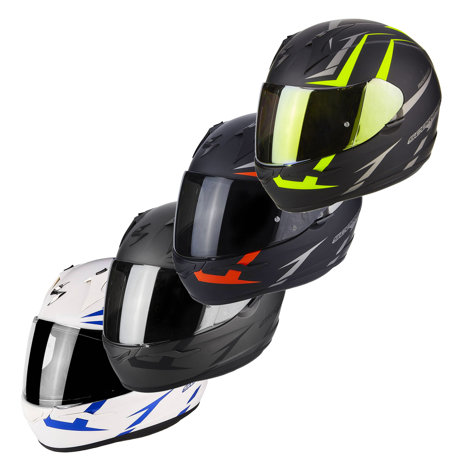Casco Integrale Scorpion EXO 390 HAWK 39-264