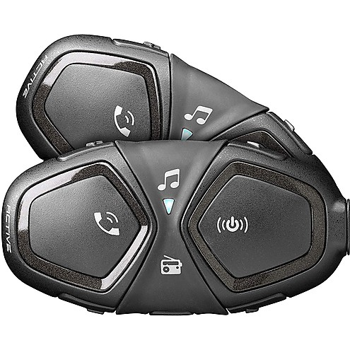 Interfono Cellular Line Active Bluetooth Doppio