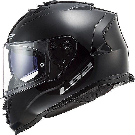 Casco Integrale LS2 Storm Solid Gloss Black FF800