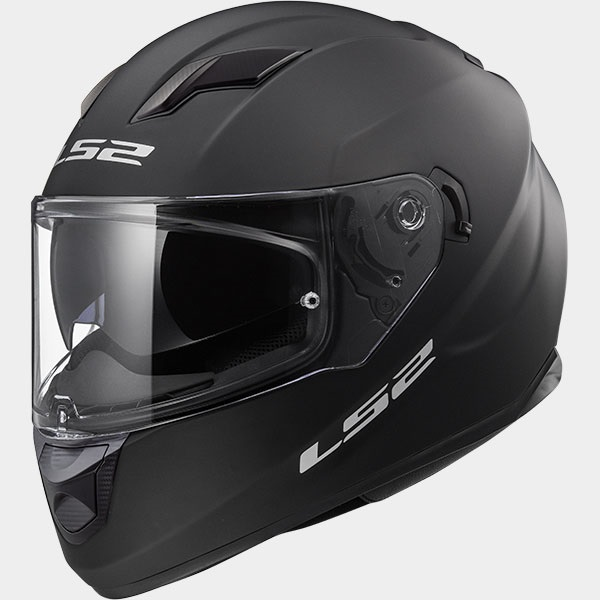 Casco Integrale LS2 STREAM EVO FF320 Solid Matt Black