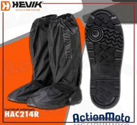 Copristivali moto HEVIK HAC214R impermeabili waterproof boot covers