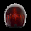 Casco Origine Helmets Jet Sirio Full Carbon Red moto custom cafe racer