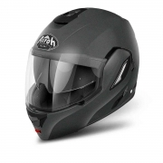Casco helmet Airoh Flip Up Apribile Modulare Rev Revolution Color Anthracite Mat