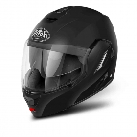 Casco Airoh Flip Up Modulare Rev Revolution Nero Opaco