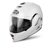 Casco Airoh Flip Up Modulare Rev Color White Gloss RE1914