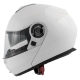 Casco Helmet Modulare Givi X.16 VOYAGER Solid Bianco Lucido moto scooter