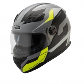 Casco Helmet Casque GIVI Full Face Integrale 50.4 Sniper Sport Giallo