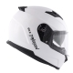 Casco helmet casque Givi Full Face Integrale 50.5 TRIDION Solid Bianco