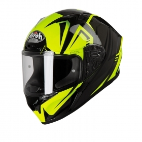 Casco Airoh Integrale Valor Raptor Yellow Gloss