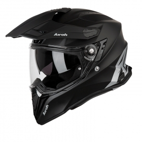 Casco Airoh Integrale Commander Black Matt CM11
