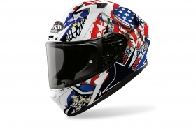 Airoh Casco integrale VALOR SAM VAUS38 Bandiera USA