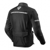 Giacca Rev\'it Moto Touring OUTBACK 3 Nero Argento