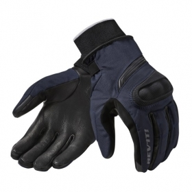 Guanti Invernali Rev'it HYDRA 2 H2O Blu Navy scuro