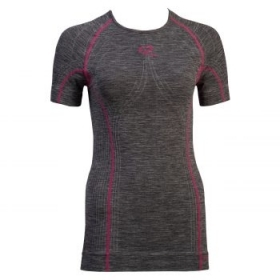 Maglia Riday Girocollo Mezza Manica Light Weight Donna