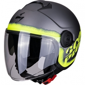 Casco jet Scorpion EXO CITY BL