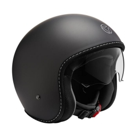 Casco Jet Momo Design EAGLE PURE NERO