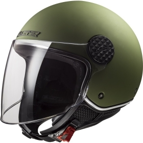 Casco jet LS2 SPHERE LUX Solid